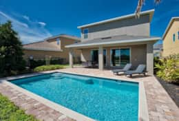 Exclusive Private Villas, 5 Bedroom Luxury Orlando Villa In Encore (ENC084) - Pool3