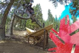 Northstar Downhill Bike Course