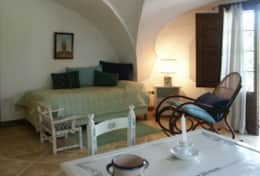 Masseria-della-Corte - double/triple bedroom upper floor - Depressa di Tricase - Salento