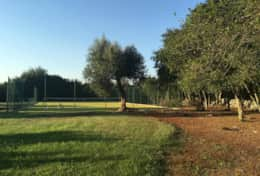 Le More - tennis court - Spongano - Salento