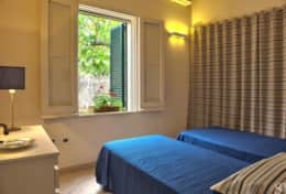 Carrubo - twin bedroom - Gagliano del Capo - Salento