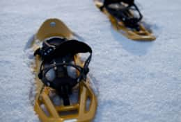 K39 Thistle Cottage - Try hiking in the snow with snowshoes