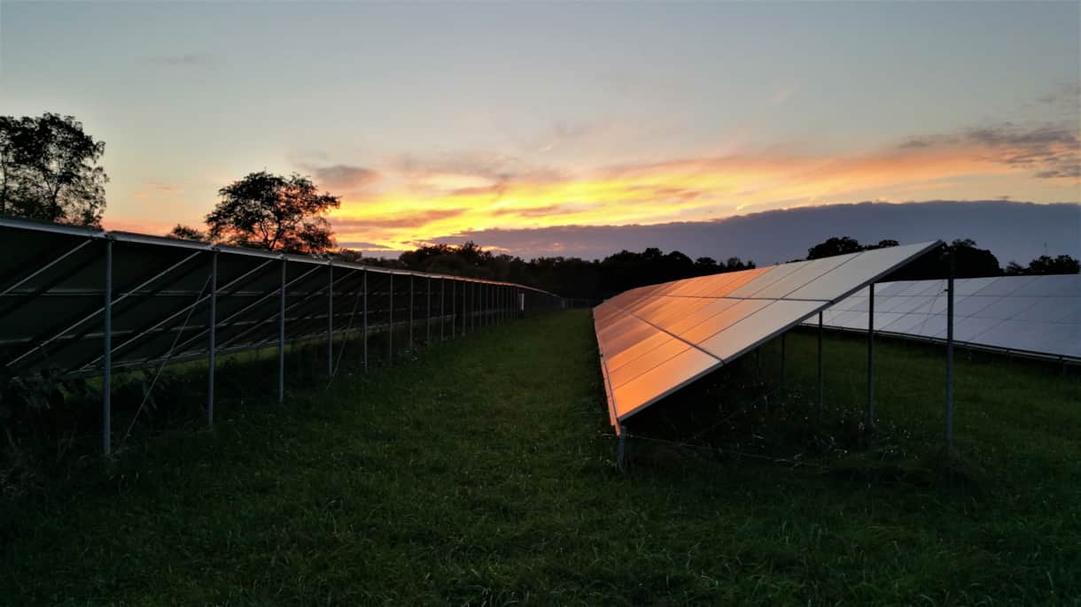 Antioch College Solar Array and Farm