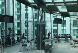 City Center-gym