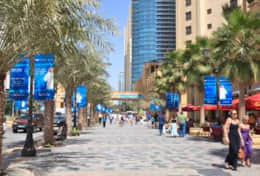 JBR Walk Restaurants