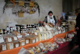 Villa Lavanda - Local food fair