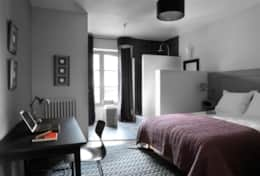 Luxury bedrooms all with en-suite bathrooms