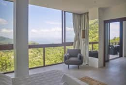 Narra Hill Premier 2 Bedroom Suite View from Master Bed