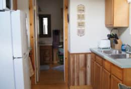 Cabin 1 kitchen 1.2