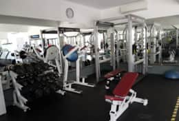 Workout room- available 24 hrs