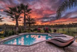 Exclusive Private Villas, 5 Bedroom Stunning Luxury Villa in Florida (E294)