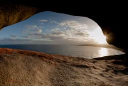 Remarkable Rocks Cave