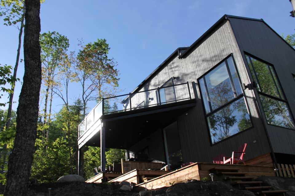 Chalet Equinox - Holiday House in Petite-Rivière-Saint-François