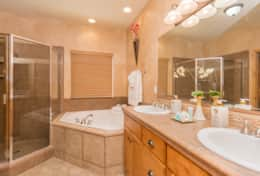 Master Suite, Bathroom, Main Level