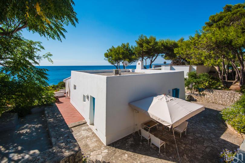 ... Villa Sul Mare   View Of The House   Castro   Salento ...