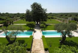 Casino Pisanelli MH- very luxury masseria with beautiful pool - Ruffano - Salento