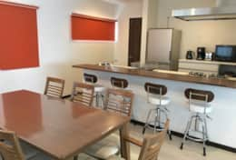 SORA I&II dining kitchen